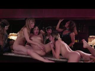 Jenna Sativa, Eliza Jane, Ivy Wolfe [ Porno, tits, ass, Member Fantasy, Threesome, Natural Tits, Lesbian]