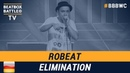 Robeat from Germany Men Elimination 5th Beatbox Battle World Championship