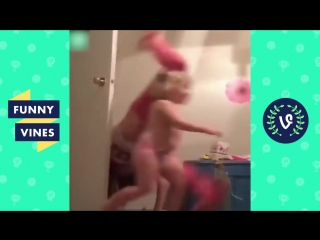 TRY NOT TO LAUGH WATCHING - AFV Funny Kids Fails Compilation - Vines Montage April  May 2018