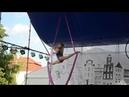 RetroFest / Ирина Клименко / Aerial silks / Воздушные полотна Киев/ Центр Ирис