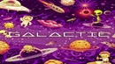 Galactic Space Psychedelic Language