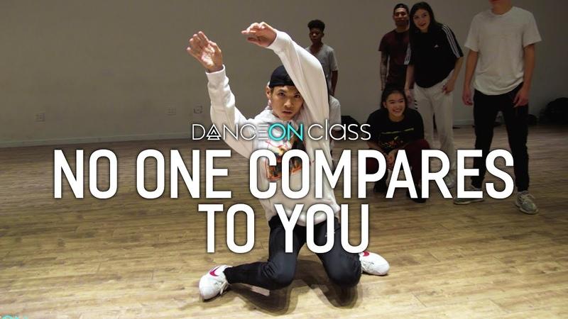 Jack Jack No One Compares To You Gabe de Guzman Choreography DanceOn Class