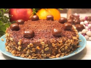Безумно вкусный торт за 5 минут
