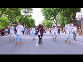 [KPOP IN PUBLIC CHALLENGE] G-DRAGON - 니가 뭔데(WHO YOU؟) ¦ Dance Cover from VietNam