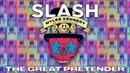 SLASH FT. MYLES KENNEDY THE CONSPIRATORS - The Great Pretender Full Song Static Video