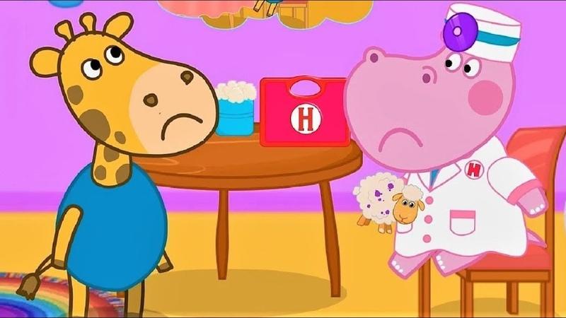 Лучшие серии мультика Пепа Гиппо 15 (Pepa Hippo)