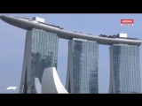 F1 2018: SINGAPORE GP - FP1