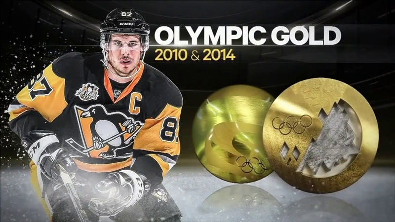 Sidney Crosby The Greatest Hockey Player of all Time HD HFR