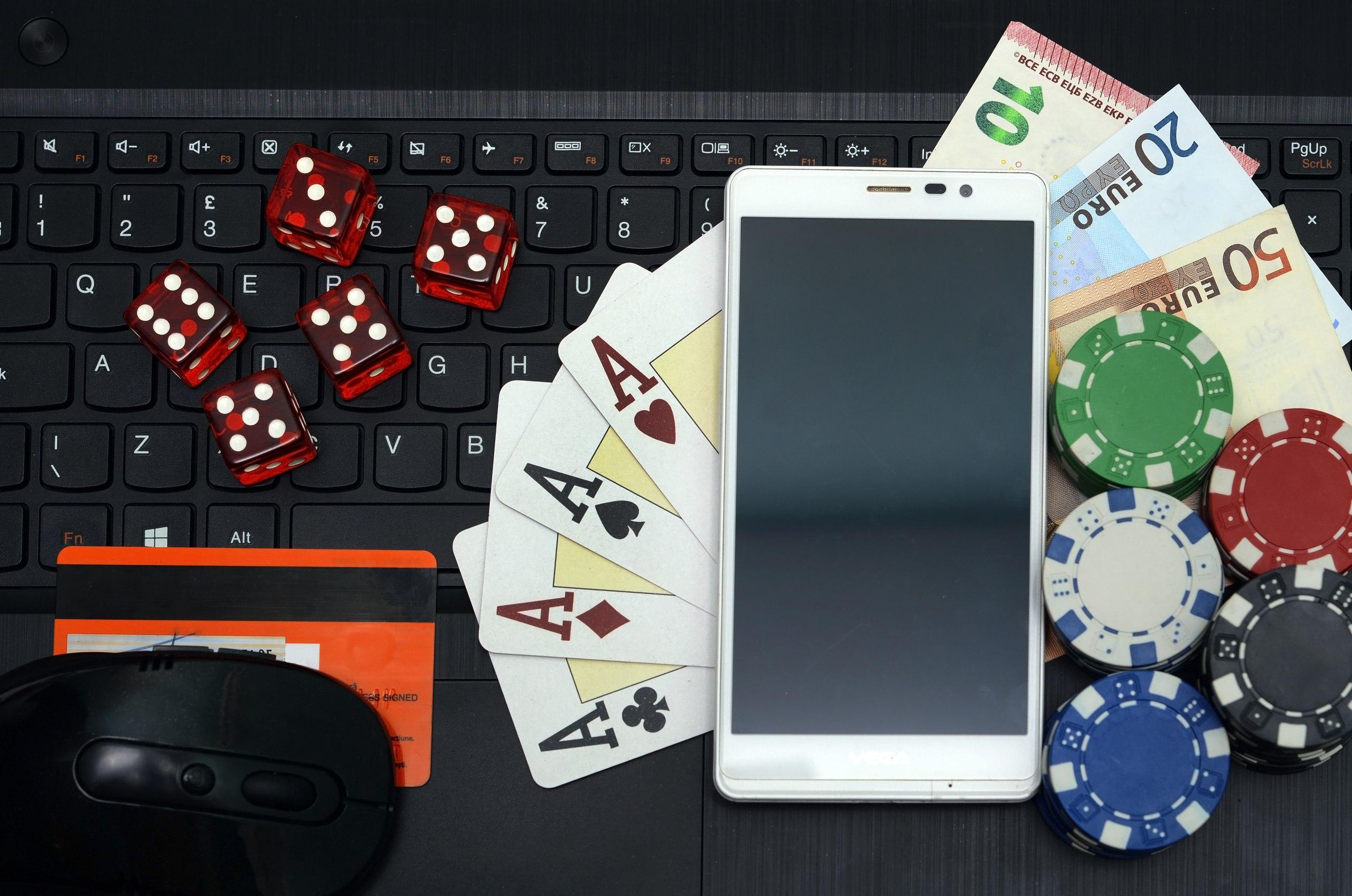 Начните играть в казино