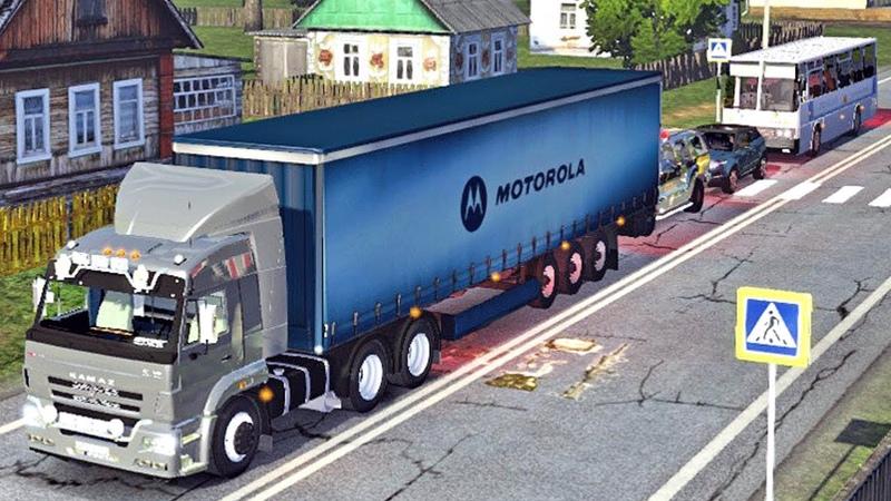 Euro Truck Simulator 2 ▶ Еду по БЕЛАРУСИ. Доставка ПЛАСТИКОВОЙ ТАРЫ в г. Пинск.