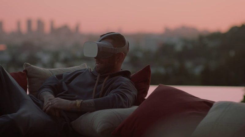 See it in VR feat. Wiz Khalifa, Adam Levine, Jonah Hill, Leslie Jones, and Awkwafina | Oculus Go