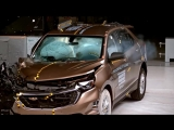 2018 Chevrolet Equinox Crash Test Explained