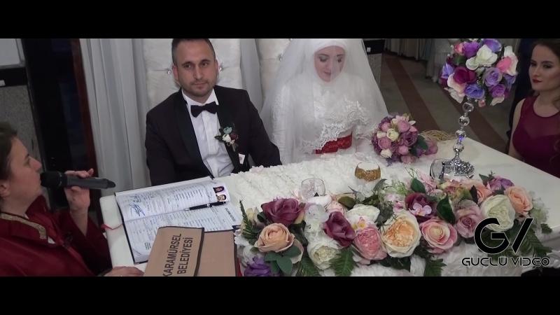 Damla Arif 15.04.2018 Düğün Özeti