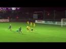 2017-11-08 - Фрагмент игры команд Гинтара University и Барселона в Женской Лиге Чемпионов