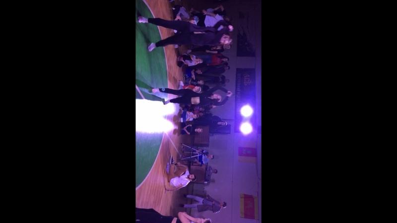 TSJ 2018 батлы dancehall. Часть 2