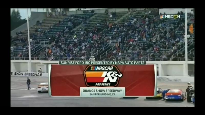 2018 NASCAR KN Pro Series West - Round 04 - San Bernardino 150