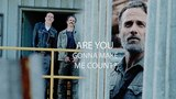 Rick &amp Negan Are you gonna make me count