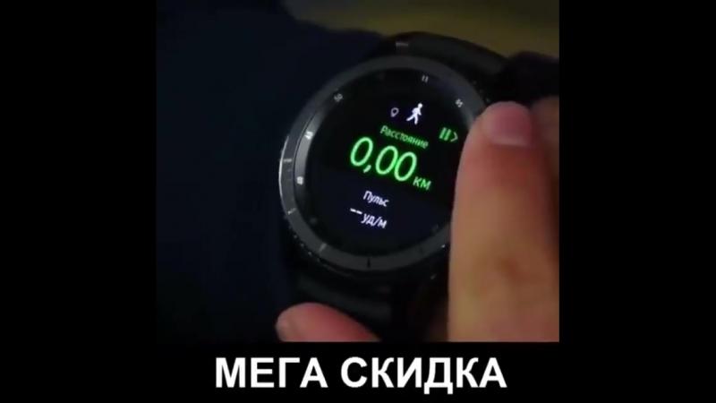 Умные часы SW007 1