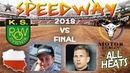 Speedway Nice 1 LŻ 2018 Final ROW Rybnik vs Motor Lublin All Heats 16.09.2018
