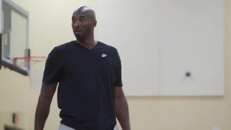 Кобе Брайант потренировал звезду женской НБА Кэндис Паркер