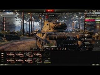 World of tanks - КАЧАЕМ ПОЛЯКОВ I 18+