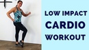 15 Minute Low Impact Cardio Workout at Home – Beginners Cardio Workout – No Equipment