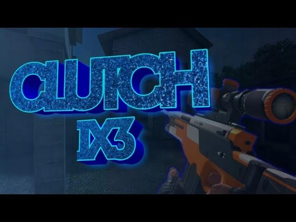 Akeno   Clutch 1x3   Standoff 2