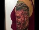 Tattoo by Marcial de la Fuente