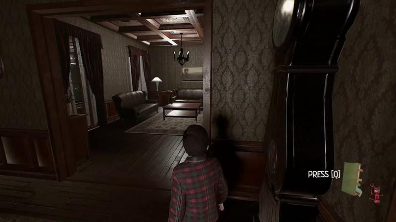 Lucius III Геймплейное видео Дом Джексона