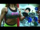 IFBB ATHLETE Elena El Kady EK Fitness sponsored by Z@M natural nutrition