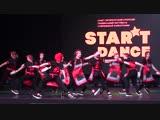 Танцевальная группа Skippers - 1 место!