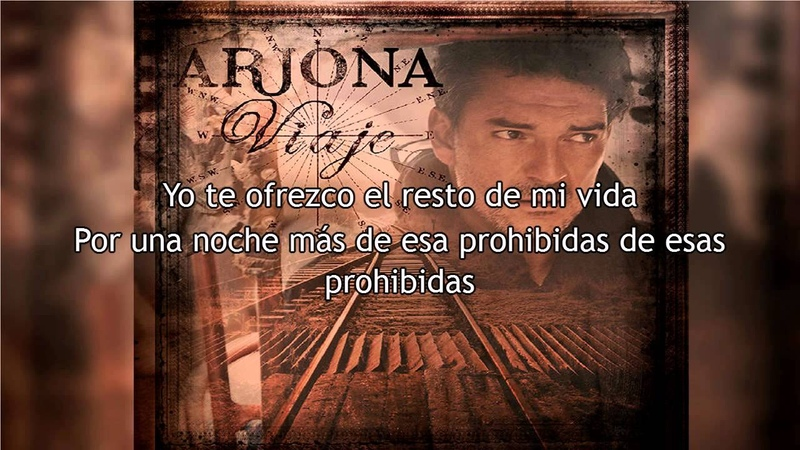 LETRA: Ricardo Arjona - Piel Pecado ★★♪ ♫2014♪ ♫★★