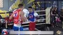 5 е рейтинговые бои Лига бокса г Москвы 8 12 18 г до 69 кг