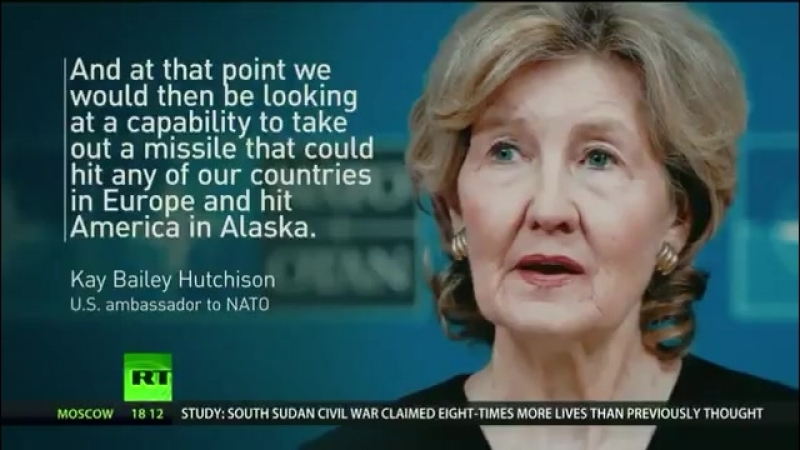 Pre-emptive hit US NATO envoy threatens striking Russias missiles -