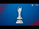 1/8 Чемпионата сообществ по FIFA 18 World Cup. E-squire vs Бумажный самолётик