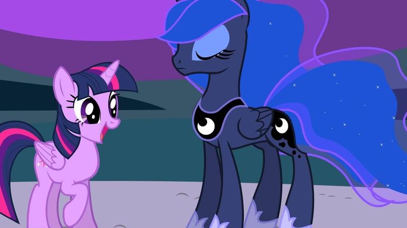 Princess of the Night [PMV-ish]   My Little Pony   Flash Animation