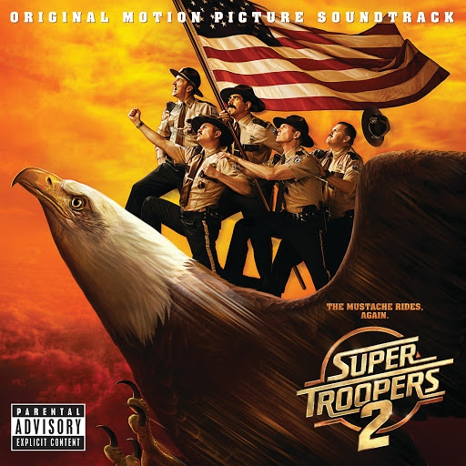 """Eagles of Death Metal альбом Blinded By The Light (From """"Super Troopers 2"""" Soundtrack)"""