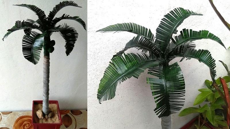 How to make palm tree