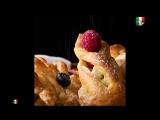 Muffin con bacche di pasta sfoglia_Булочки с ягодами из слоеного теста