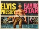 Flaming Star (1960) Elvis Presley, Barbara Eden, Steve Forrest
