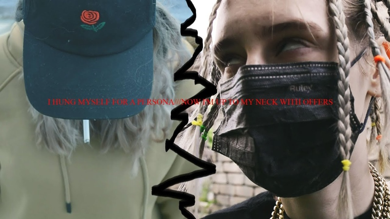 $UICIDEBOY$-I HUNG MYSELF FOR A PERSONANOW I'M UP TO MY NECK WITH OFFERS(PARODY SOCKS PICTURES)