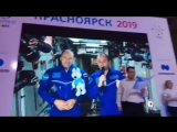 Космическую U-Лайку передали в руки Дирекции Универсиады-2019