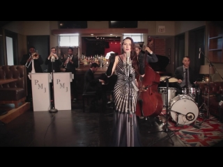 Gangstas Paradise - Vintage 1920s Al Capone Style Coolio Cover ft. Robyn Adele Anderson