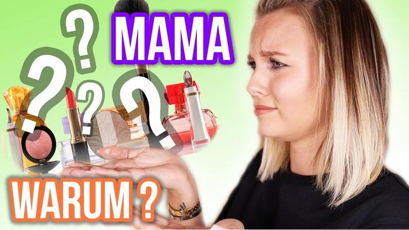 Ich schminke mich mit MAMA'S MAKE-UP
