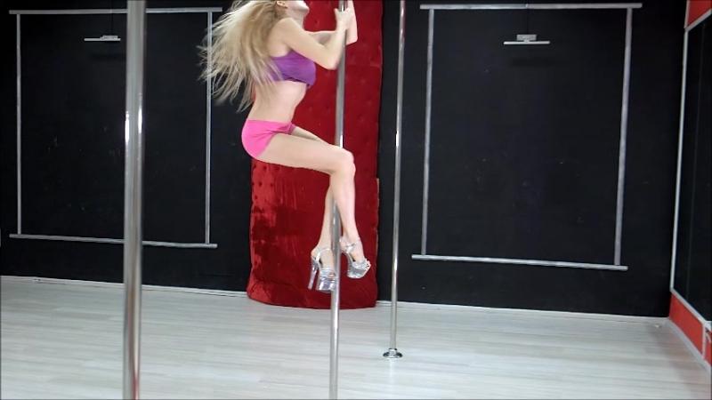 Pole dance Чебоксары, студия ДАЙКИРИ. Танцы на пилоне, полденс, акробатика