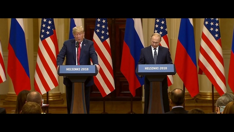 Путин Мы довольны полномасштабной встречей с США