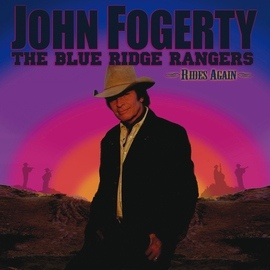 John Fogerty альбом The Blue Ridge Rangers Rides Again