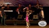 Alesia Domasevich (Elissa) Ethno dance Baladi