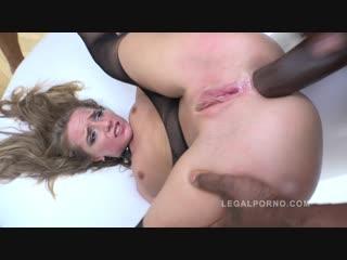 Sofi goldfinger - gangland style 3on1 (hot slut fucked hard & dp'ed) rs058 [2015, gonzo, ir, gangbang, anal, dp 720p]