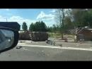18 06 2018 Страшное ДТП в Вологодской области трасса М 8 несколько жертв